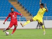 محمد خبراني لاعباً لأهلي جدة 4 مواسم
