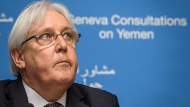 غريفثس يدعو حكومة اليمن والانتقالي لتطبيق اتفاق الرياض