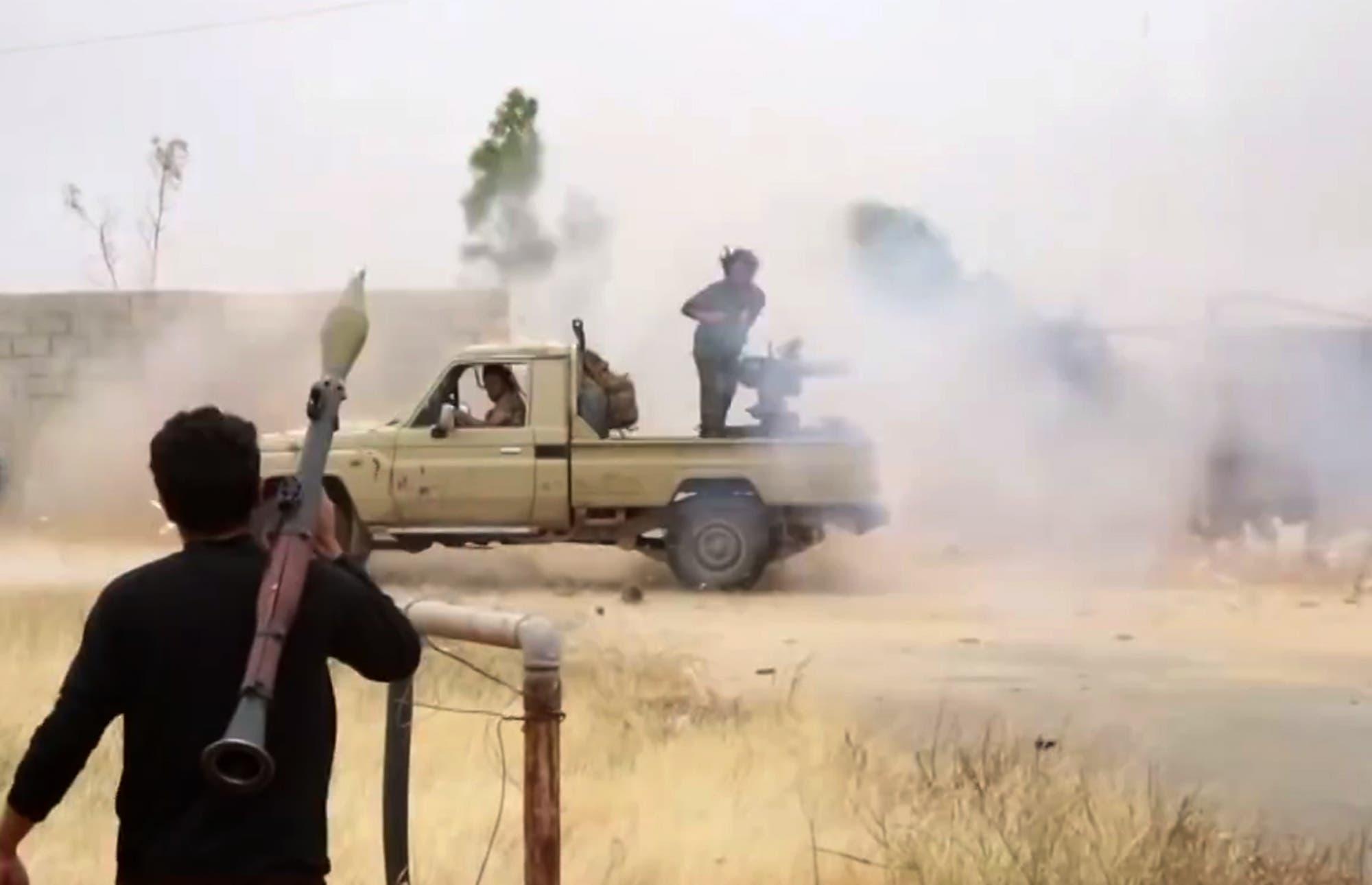 عناصر من الجيش الليبي في طرابلس(أرشيفية- فرانس برس)