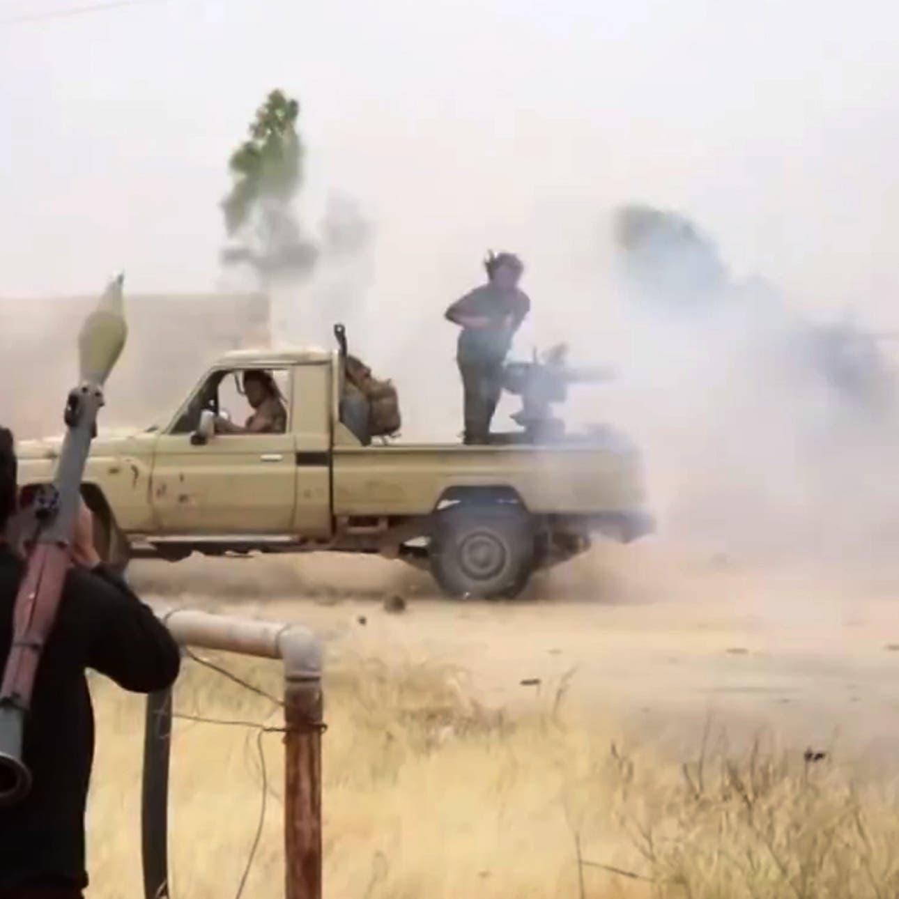 تصفية أسرى للجيش الليبي في غريان.. وحفتر يتوعد الوفاق