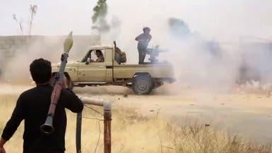ليبيا.. الجيش يسيطر على موقع استراتيجي جنوب طرابلس