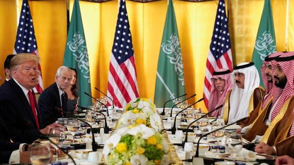 ترمب: العالم كله ممتن لجهود السعودية في مكافحة الإرهاب