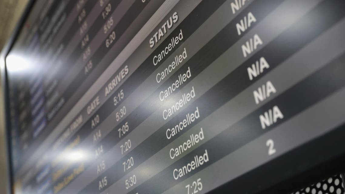 Airport AFP