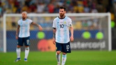 الأرجنتين تتطور.. وميسي غائب عن مستواه