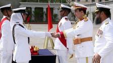 دہشت گردی کے خاتمے کے لئے پاکستان کی کوششیں قابل ستائش ہیں: کمانڈر رائل سعودی نیول فورسز