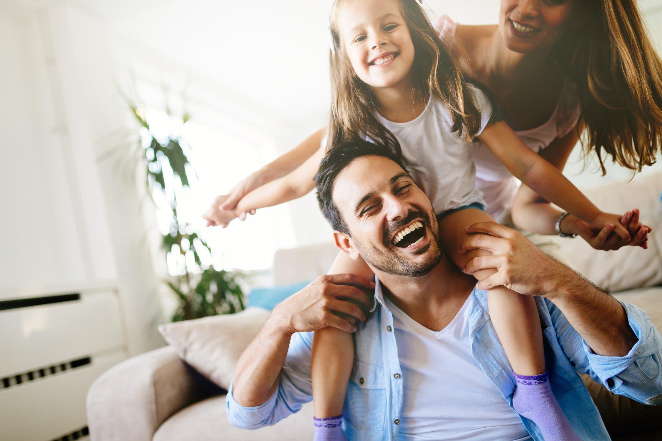 قضاء الوقت مع العائلة
