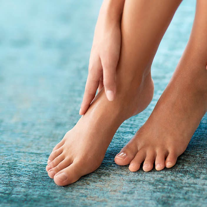 8 نصائح للحفاظ على صحة القدمين