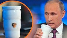 """جاپان: عالمی سربراہان کے عشائیے کے دوران روسی صدر کے """"مَگ"""" کا قصّہ"""