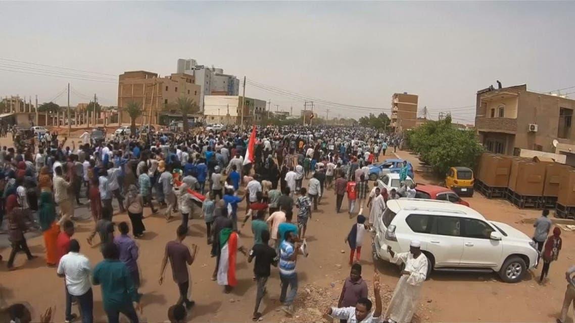 يوم ساخن في السودان