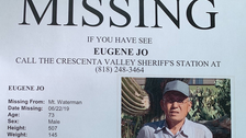 Hiker missing for a week in California mountains found alive