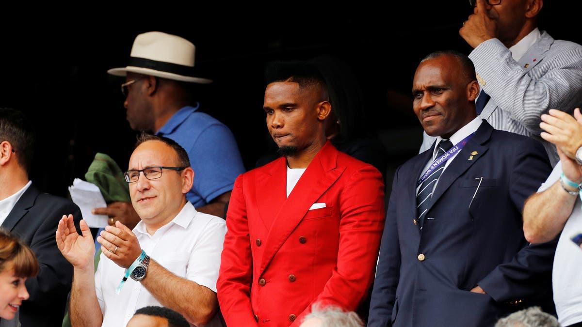 إيتو يترشح لرئاسة الاتحاد الكاميروني لكرة القدم