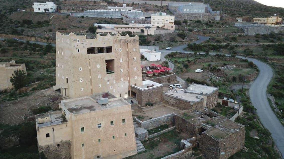 KSA: aser mountain