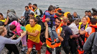 إنقاذ 40 مهاجرا مصابين بالجفاف في المتوسط