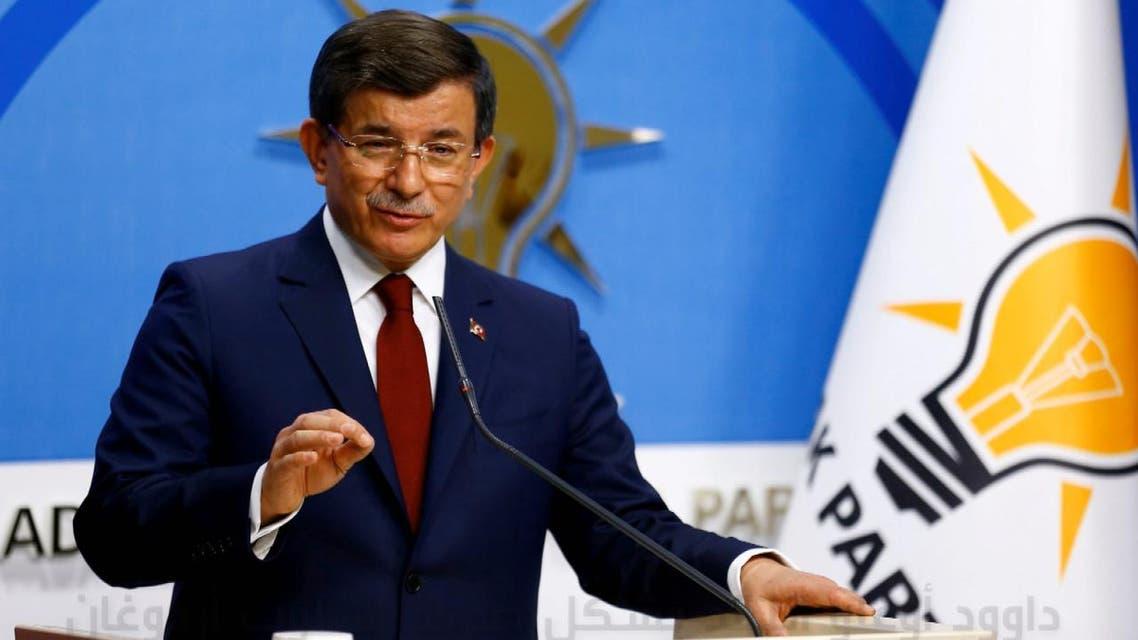 THUMBNAIL_ أحمد داوود أوغلو يوجه انتقادات لاذعة لأردوغان