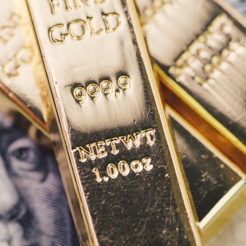 الذهب يقفز لأعلى مستوى بـ 4 أشهر