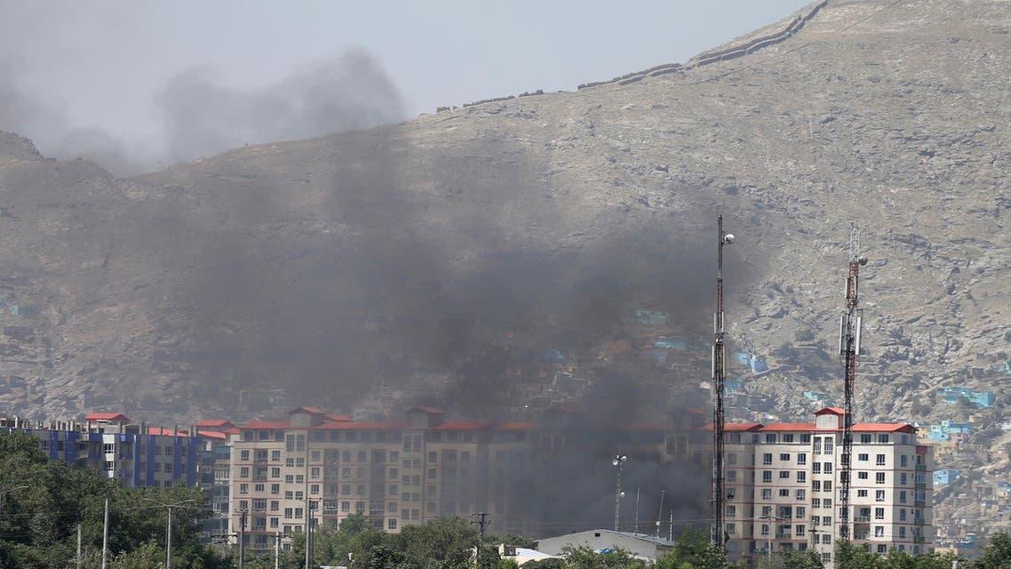 afganistan: kabul blast
