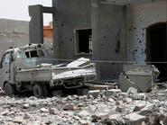 طائرات تركية مسيرة تقصف مدينة ترهونة غرب ليبيا