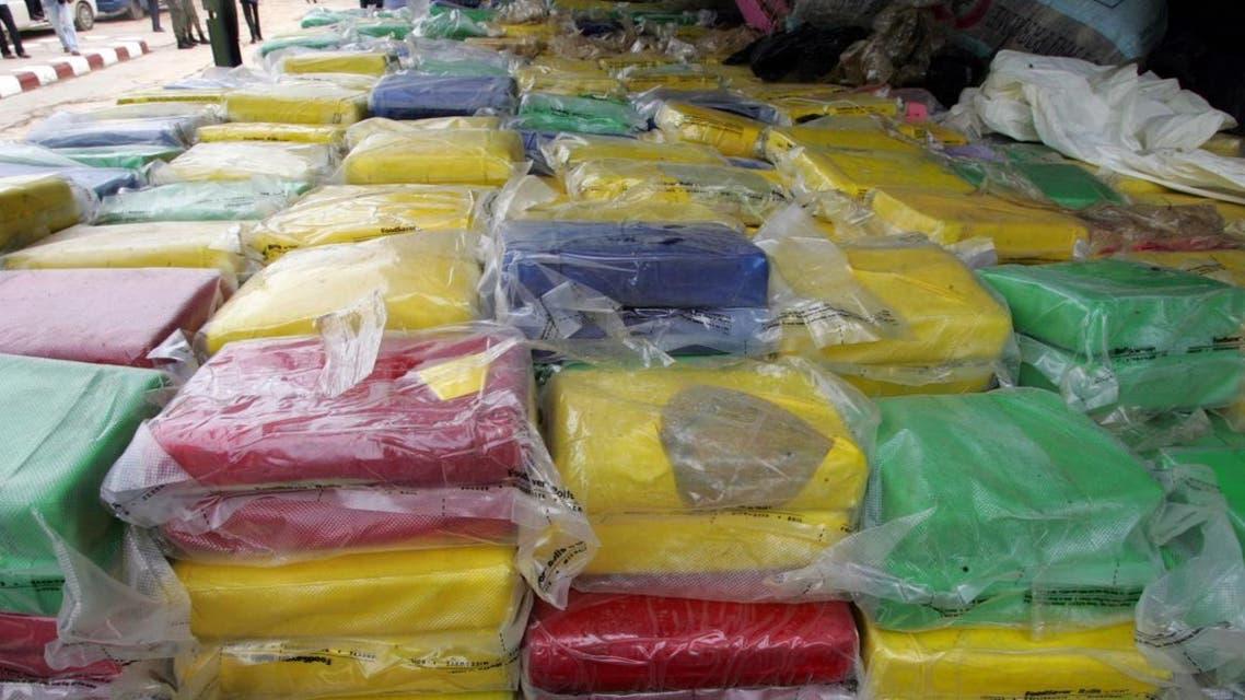 Senegal cocaine smuggled. (File photo: AFP)
