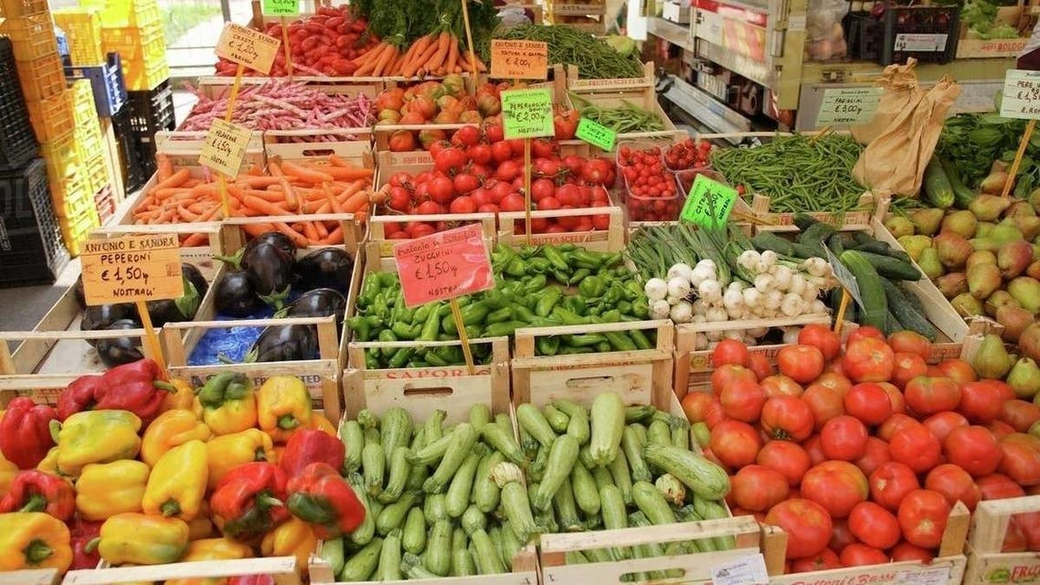 سوق خضروات ايطاليا