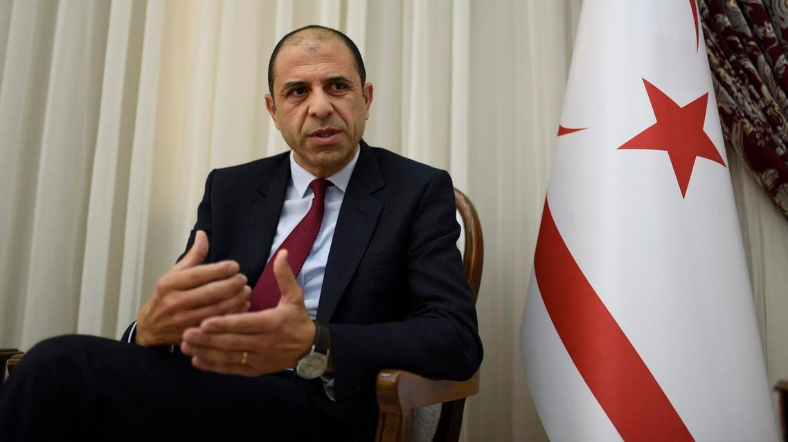 kudret ozersay AFP - Cyprus FM