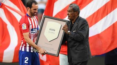 غودين يخطط للعودة إلى أتلتيكو مدريد مدرباً
