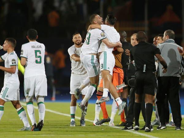 الجزائر تخطف العلامة الكاملة.. وماني يتألق أمام كينيا