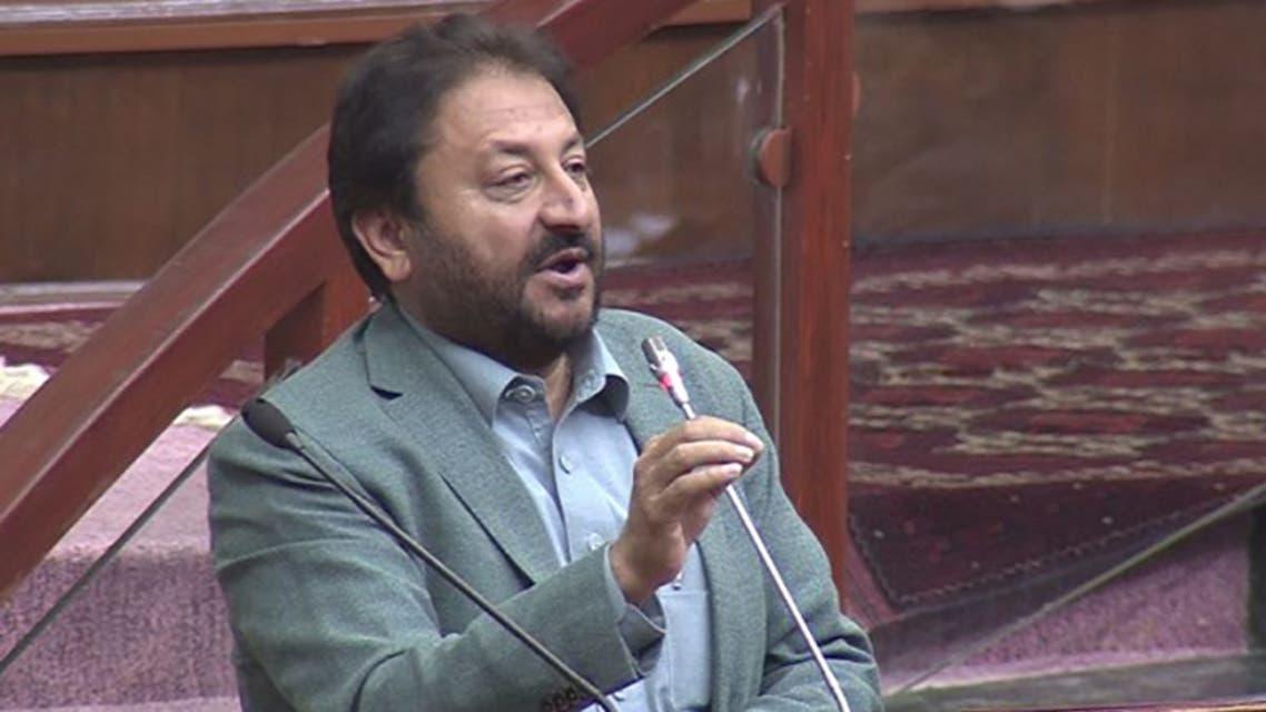 احمد شاه پارلمان افغانستان
