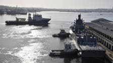 Russian defense chief says there are survivors of navy fire