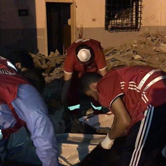 الأمم المتحدة: مركز تاجوراء تعرض لغارتين خلفتا 53 قتيلا
