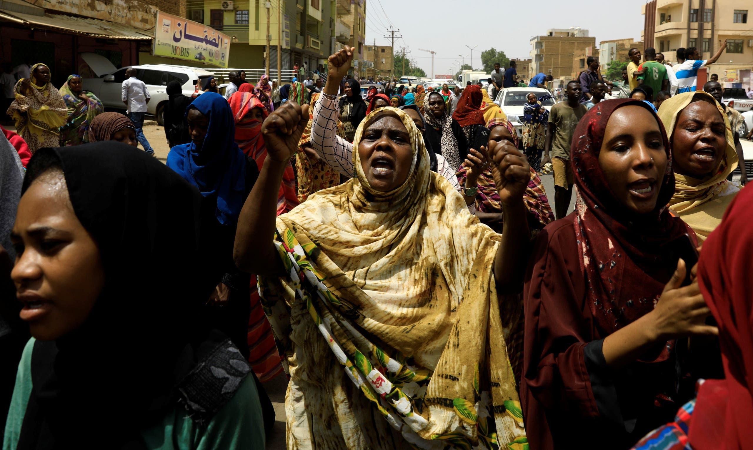 السودان(رويترز)