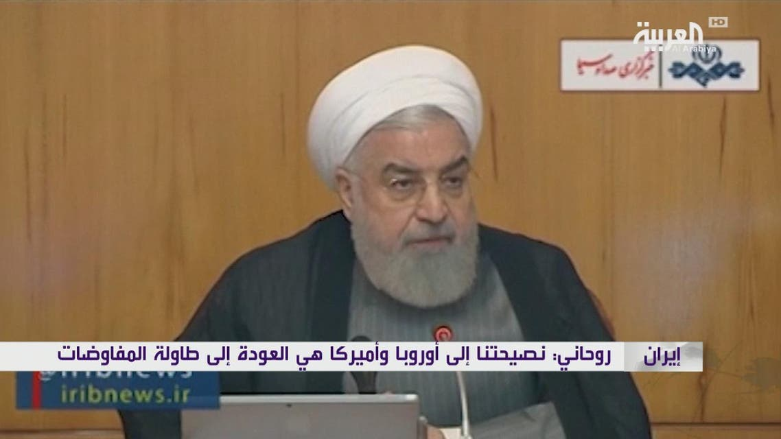 THUMBNAIL_ روحاني: نصيحتنا إلى أوروبا وأميركا هي العودة إلى طاولة المفاوضات