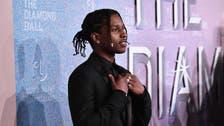 US rapper A$AP Rocky arrested in Sweden after brawl: Prosecutor