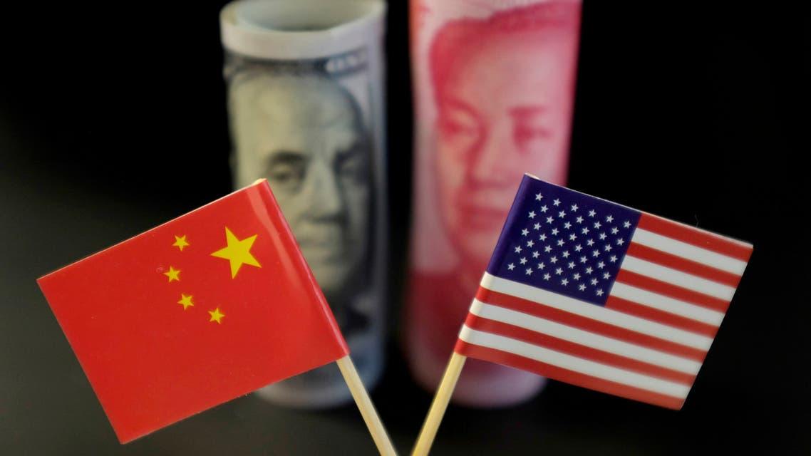 حرب تجارية الصين أميركا
