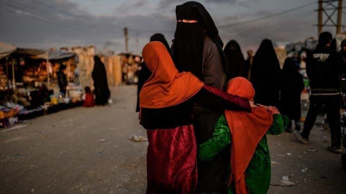 ISIS female member