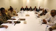 Sudan's military rulers and opposition alliance meet for talks in Khartoum