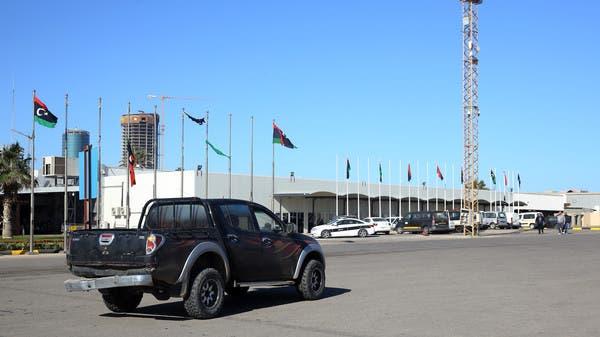 إعادة فتح المجال الجوي لمطار معيتيقة في طرابلس