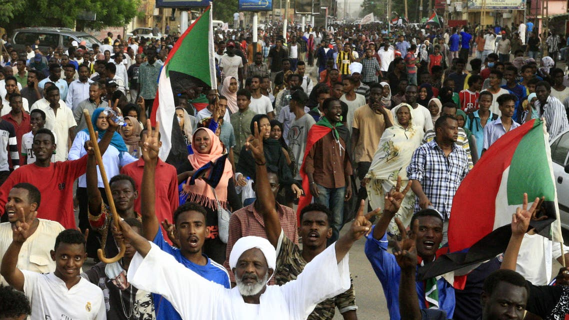 السودان فرانس برس