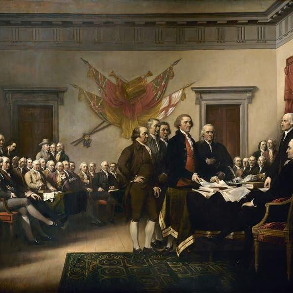 هكذا أعلنت أميركا استقلالها وأقامت جنازة لملك بريطانيا