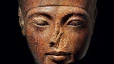 Tutankhamun head set for London auction despite Egyptian protests