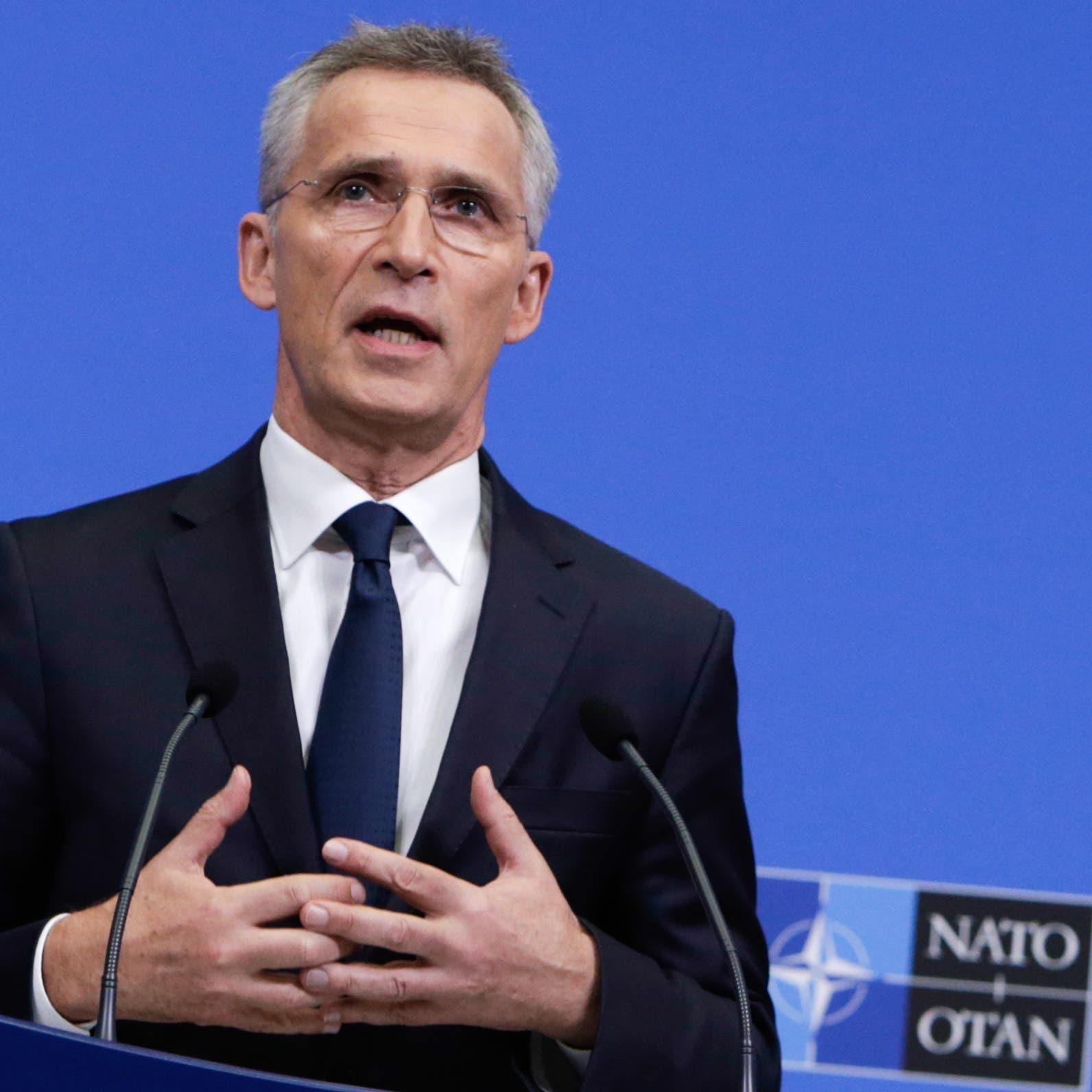 """الناتو لتركيا: ينبغي الحفاظ على مكتسبات """"حرب داعش"""""""