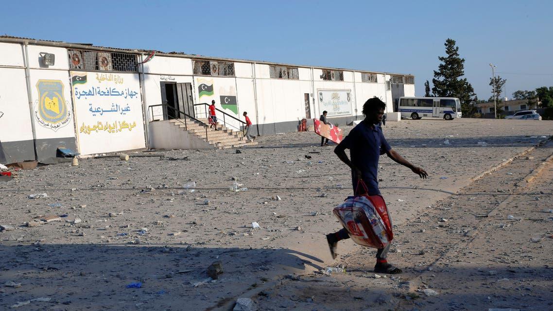 مجلس الأمن يدعو إلى وقف لإطلاق النار في ليبيا