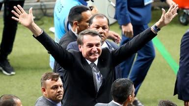 الأرجنتين تلمح إلى تدخل رئيس البرازيل في قرارات حكم المباراة