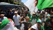 الجزائر.. عشرات الآلاف يشاركون بتظاهرات الجمعة الـ20
