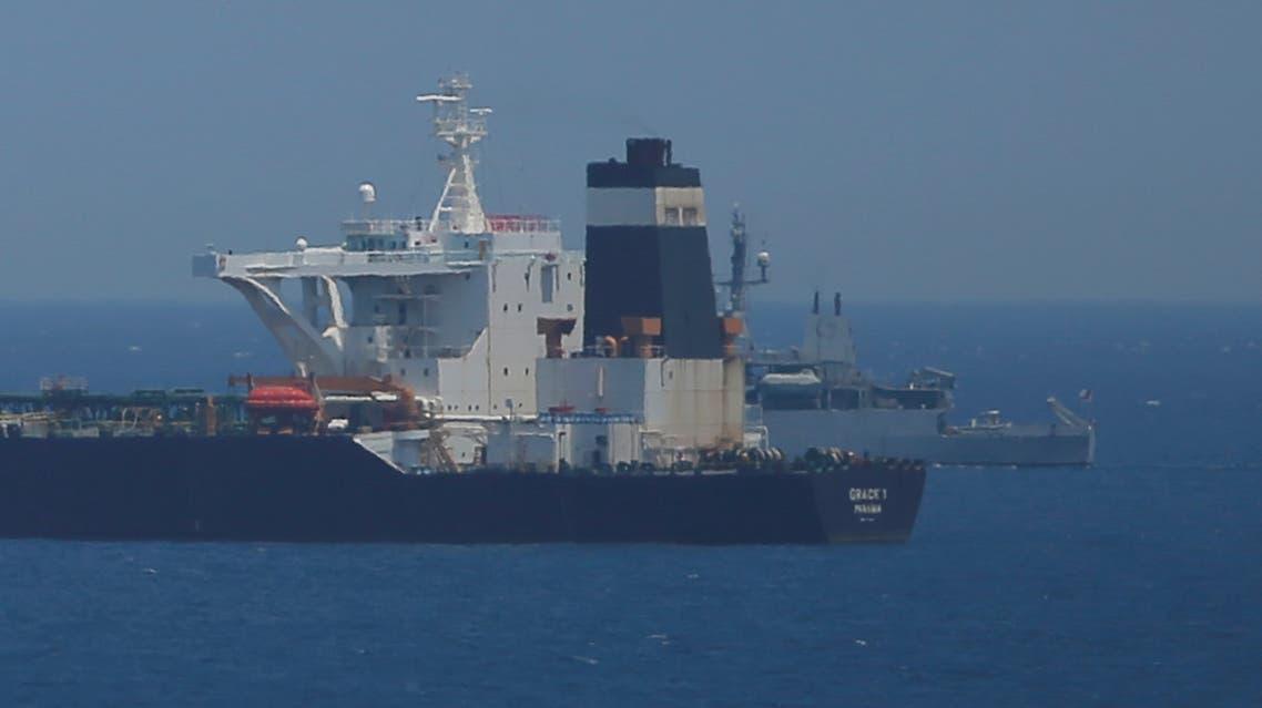 سفينة النفط الإيرانية غريس 1