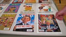 Satirists mourn as Mad Magazine folds