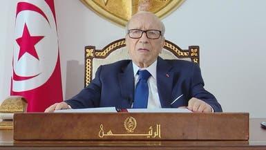 تونس.. السبسي يقرر تمديد حالة الطوارئ لمدة شهر