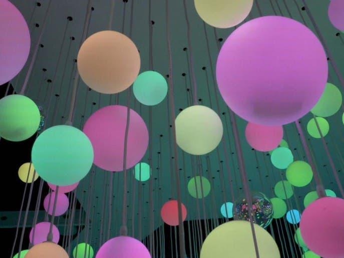 محطّات | دريم سبايس، أولُ مُتحفٍ للفن الرقمي في أميركا