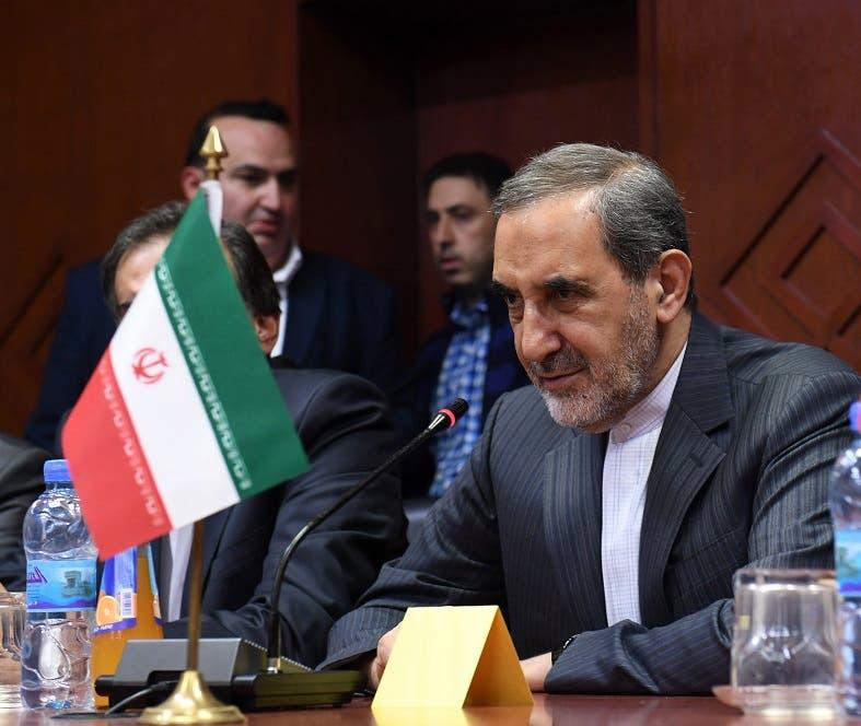 A file photo of Ali Akbar Velayati, a senior aide to Supreme Leader Ali Khamenei. (AFP)