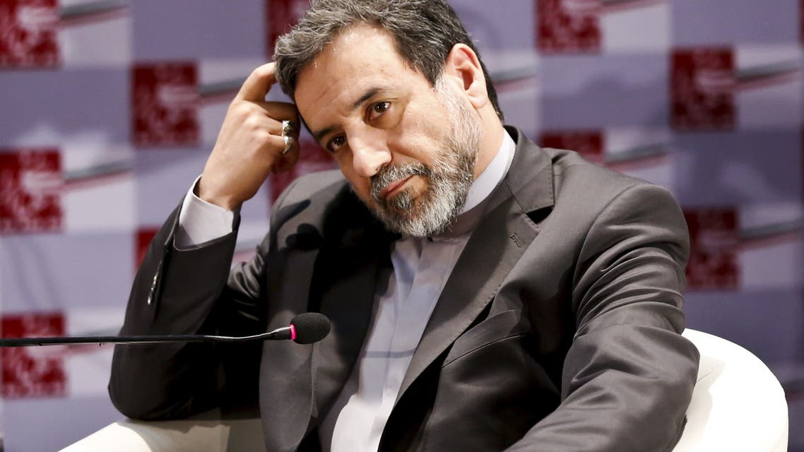 عباس عراقجي Iran's chief nuclear negotiator Abbas Araghchi