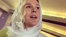 برطانوی گلوکارہ کو ملک سے نکالا نہیں بلکہ داخل ہونے سے روکا ہے: ایران